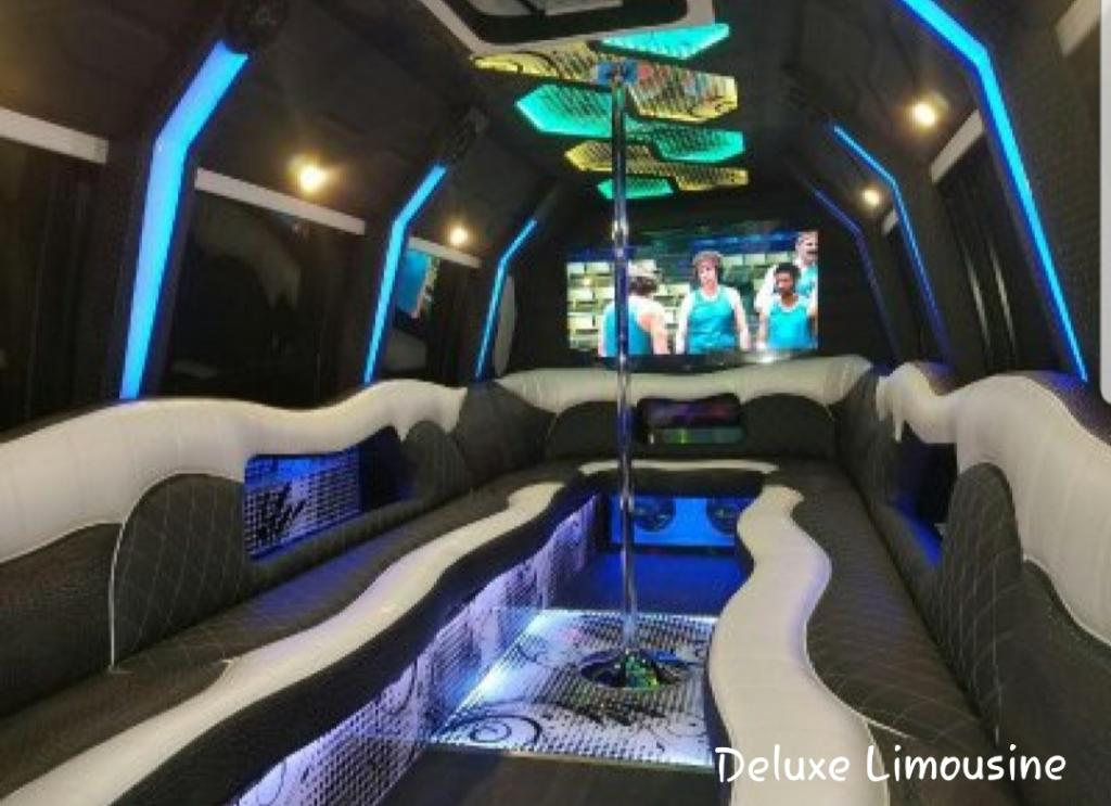 Prom Party Bus Rental 1