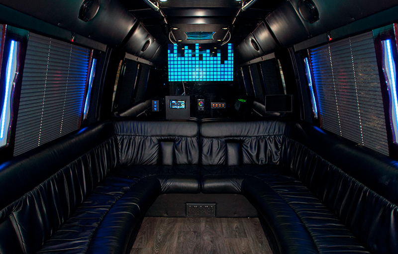Prom Party Bus Rental 2