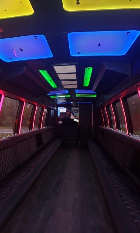 32 Passengers Party Bus