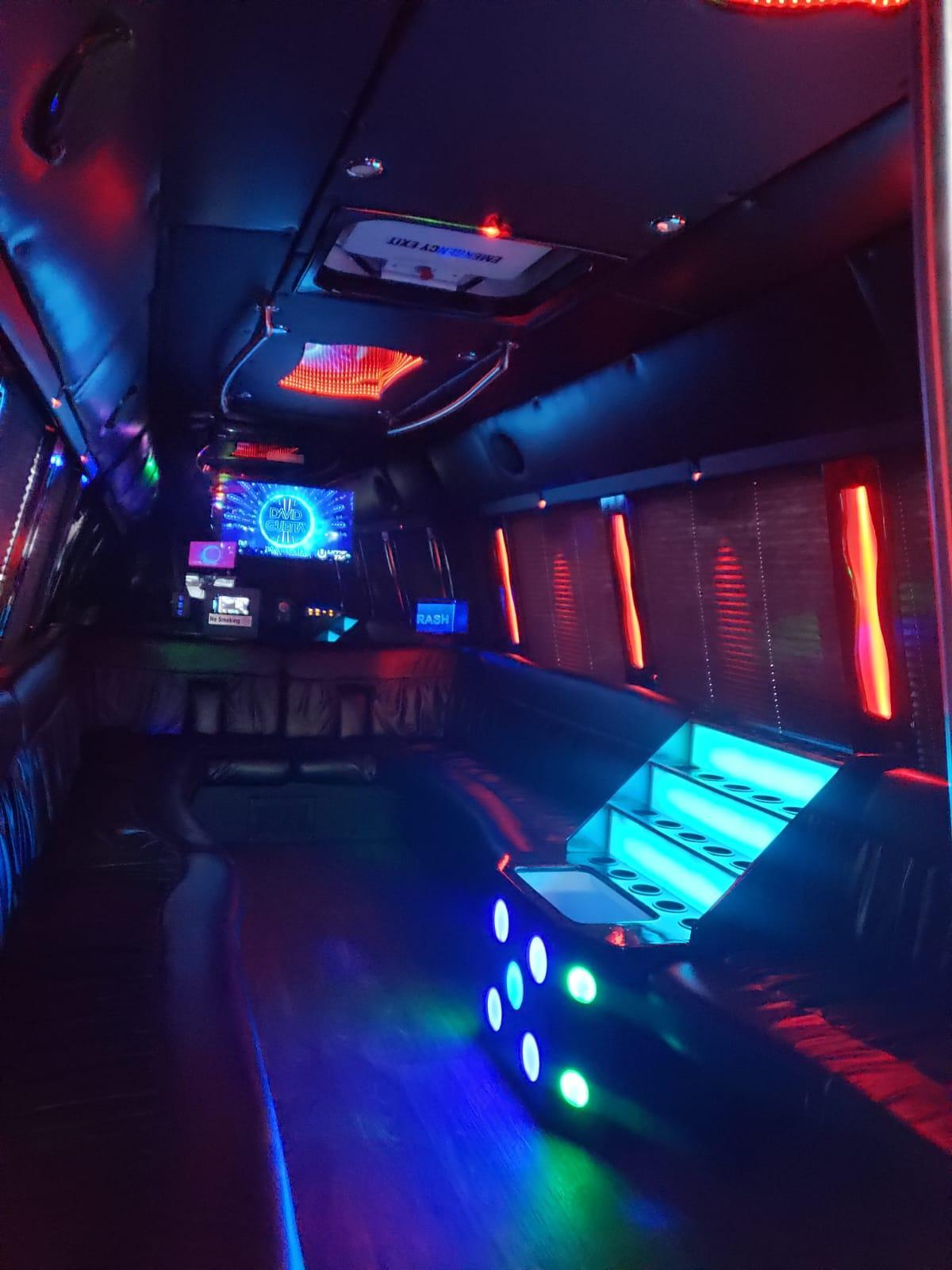18-20 Passenger-Party-Bus