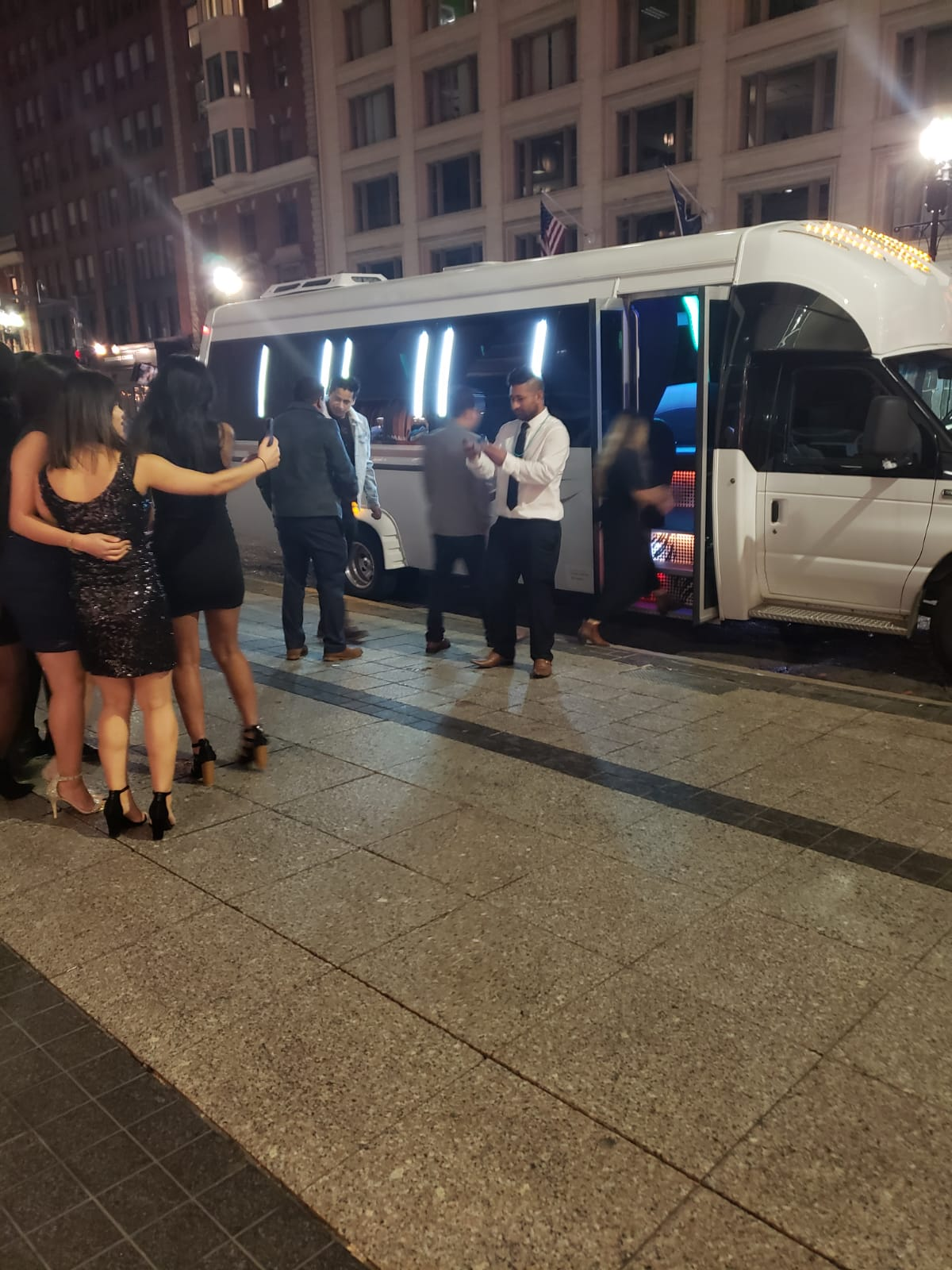 Prom Party Bus Rental 3