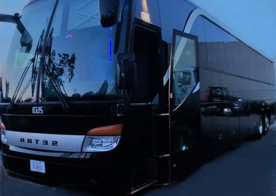 50 Passengers Party Bus with bathroom
