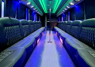 50 Passengers with Bathroom